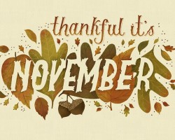 November Photo