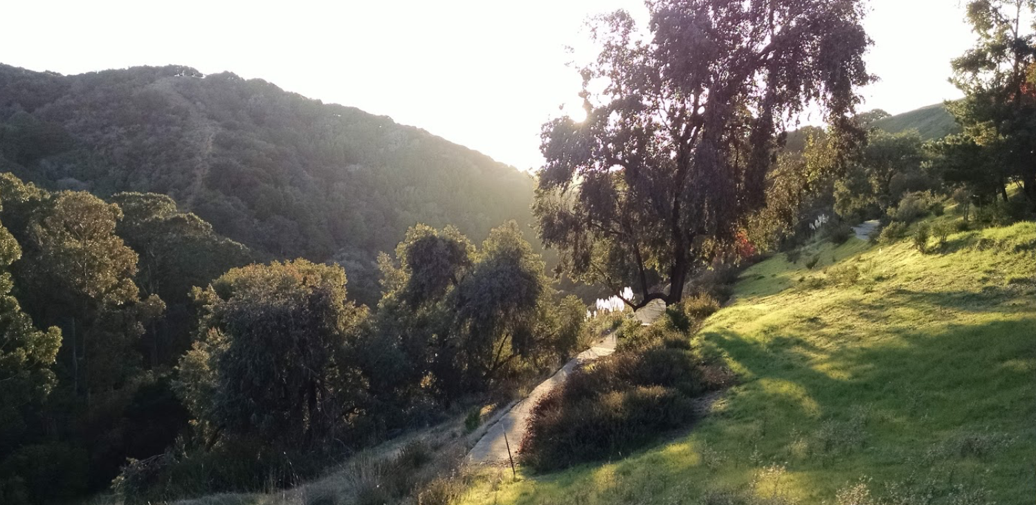 San Juan Canyon in Belmont