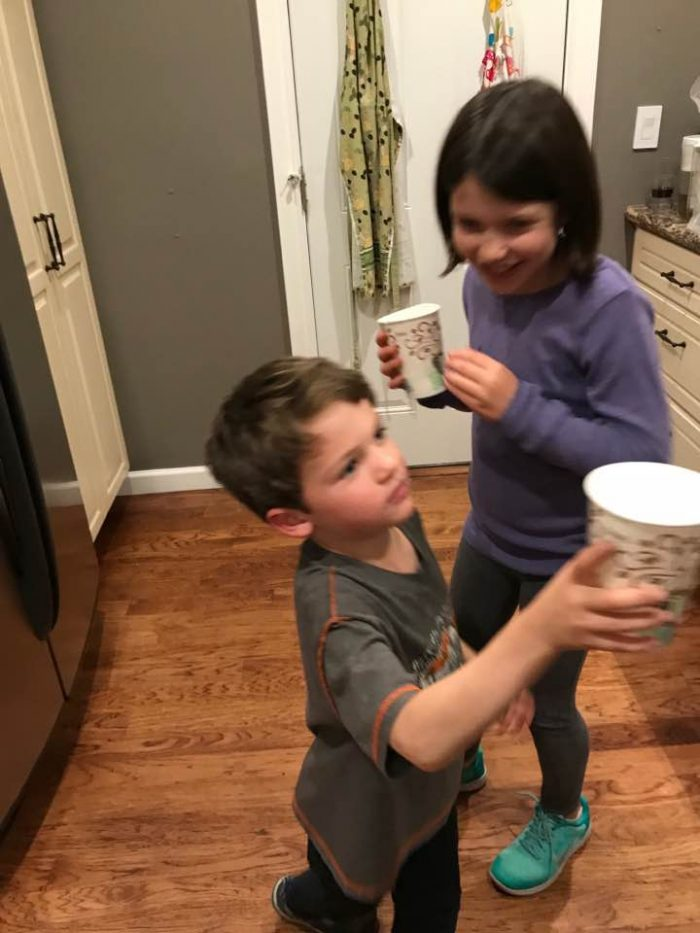 Kids in the Kitchen- Hot Chocolate