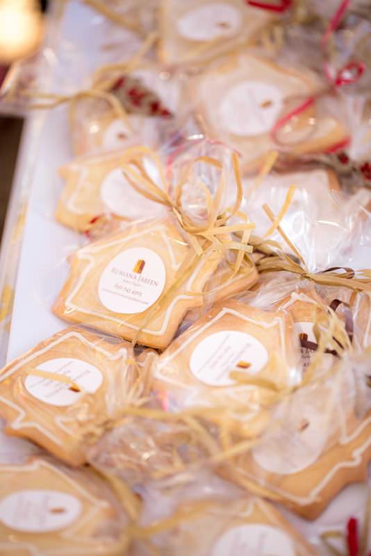 Rumana Jabeen Client Appreciation Picnic Thank You Cookies
